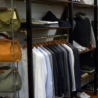 衣料品の販売スタッフ(パート・アルバイト)を募集しています