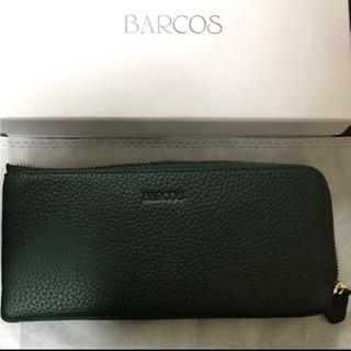107e8b4c94a4 BARCOS バルコス ソフィー レザーラウンドジップ長財布