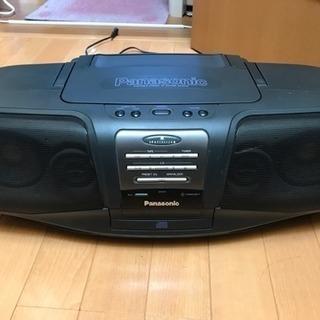 Panasonicラジカセ RX-DT07