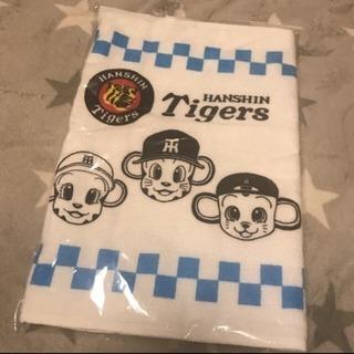ユーポス✖️阪神タイガース タオル
