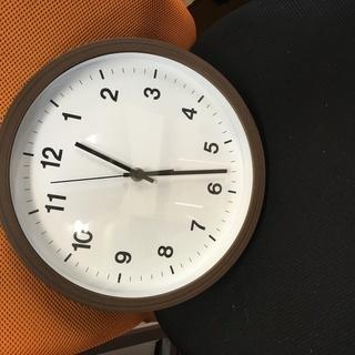掛け時計☆ブラウン☆