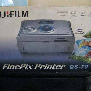 中古Finepix printerQS-70プリンター売ります