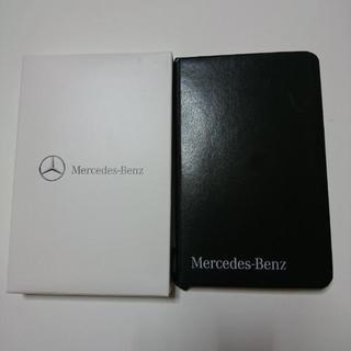 新品未使用のMercedes-Benzメモ帳