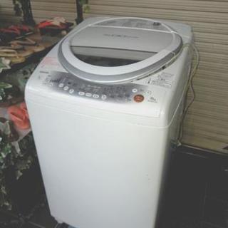 ファミリー向け! 東芝 大型 洗濯機 2013年 8.0kg A...