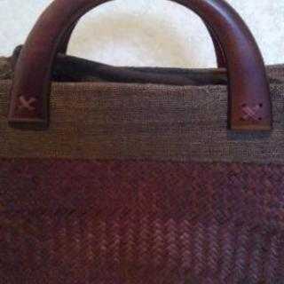 アジアっぽいバッグ〈値下げ〉
