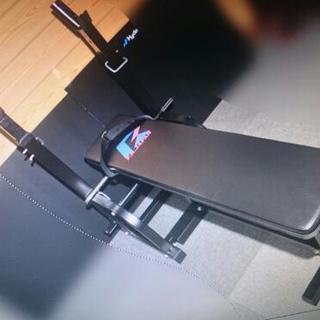 ベンチプレス台 折り畳み式 ファイティングロード