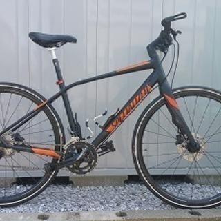 再値下げ。スペシャライズドのクロスバイクです。
