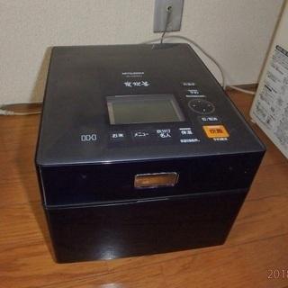 MITUBISHI IHジャー炊飯器 1.0Lタイプ差し上げます。