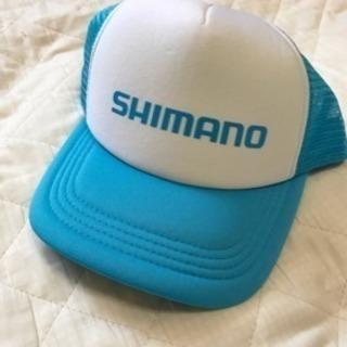 シマノ子ども用の帽子です(^^)