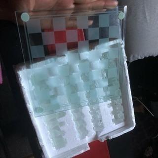 透明 チェス