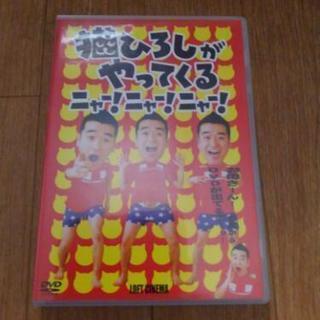 🌟再値下げ‼DVD 【 猫ひろしがやってくる ニャー!ニャー!ニ...