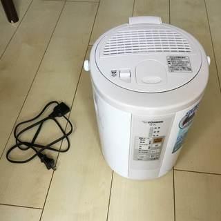 象印 加湿器 スチーム式 (洋室~13畳) EE-RL50-CA
