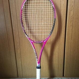 ヨネックス、前衛用ソフトテニスラケット