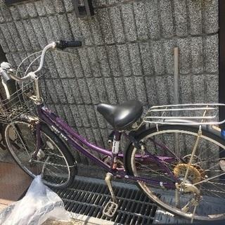 本日限定 26インチ 自転車