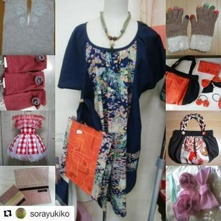 急募!自宅で洋服のパターン、縫製、アップリケをしてくださる方