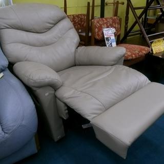 札幌市 リクライニング機能付き シングルソファー  一人用ソファ...
