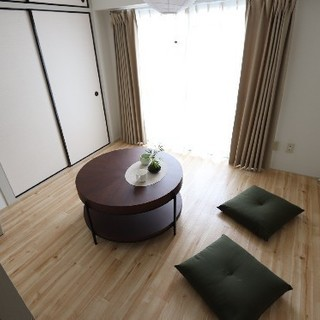 【初期費用は家賃のみ】福山市駅家町、リノベーションの3DKマンショ...