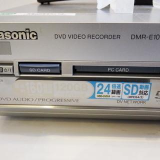 パナソニック  DVDVIDEO RECORDER  DMR-E...