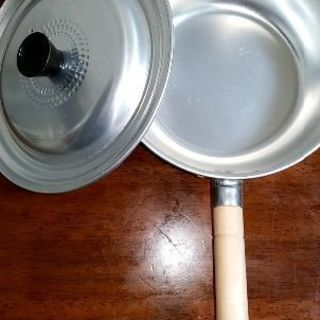 片手鍋未使用