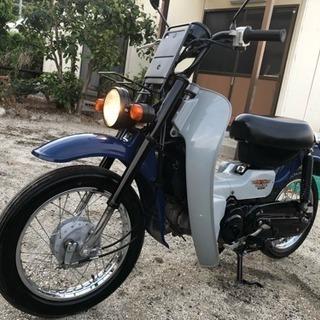 整備済 程度良 ビジネスバイク スズキ バーディー50  ...