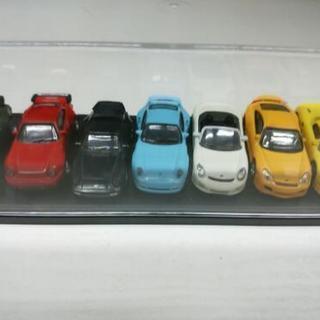 〈商談成立〉モデルカー 1/72 ポルシェ 全7台
