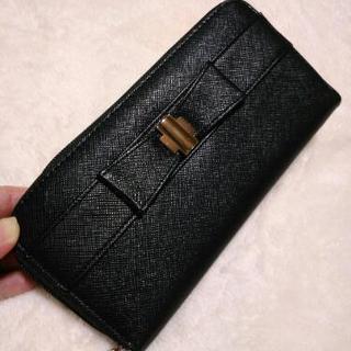 新品 シンプル財布
