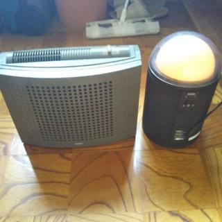 空気清浄器 2個