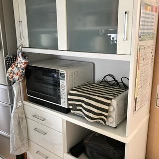 【2年弱使用】ニトリ 食器棚
