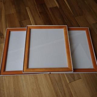 スタジオアリス 未使用 四切 木製 フレーム 6枚セット
