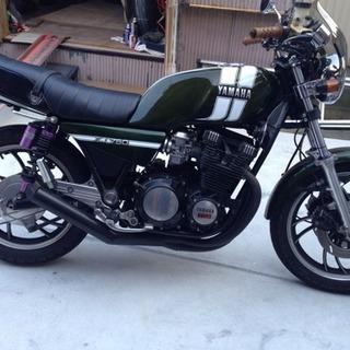 ヤマハ XJ 750 E