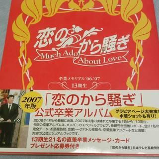 恋のから騒ぎ 卒業メモリアル '06-'07 13期生