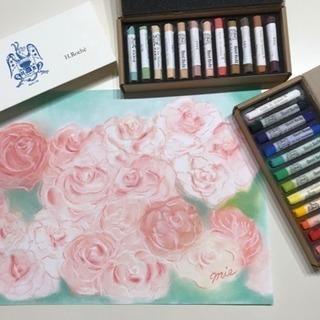 絵画教室 デッサン 水彩 パステル 油絵 造形 など