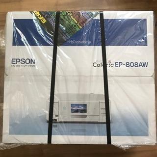 カラリオ EP-808AW プリンター