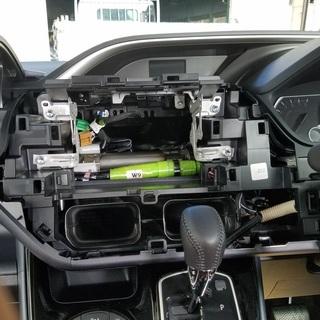 オーディオ取り付け - 車検