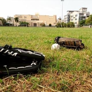 草野球メンバー募集⚾️初心者歓迎和気藹々