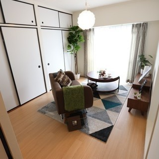 【初期費用は家賃のみ】静岡市清水区、コンパクトな1DKでお家賃安...