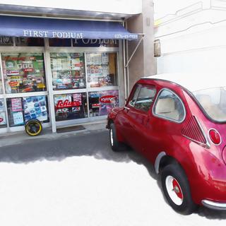 群馬県太田市にあるミニカーショップです