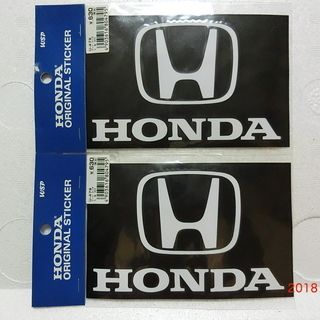 HONDA/オリジナルステッカー