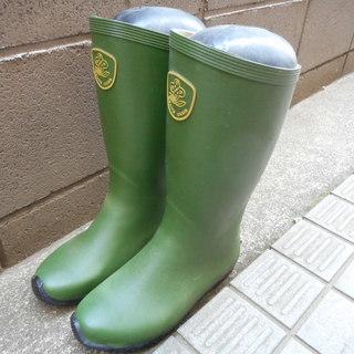 園芸用長靴(女性)23cm