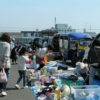 7/21イチバン久御山淀店フリーマーケット