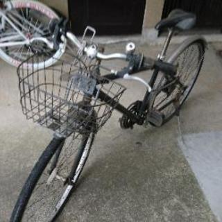 クロモリロードバイク