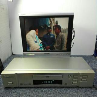 フナイDVDビデオプレーヤーDVD-F2001/01年式再生確認済み