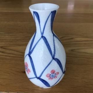 【作山窯・美濃焼】ちょうし・とっくり(銚子・徳利)花瓶・一輪挿し