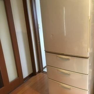 SHARP大型冷蔵庫