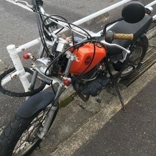 ヤマハ TW200