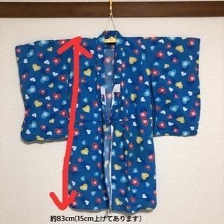 女児5-6歳用  浴衣