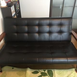 オシャレなソファーになります!値下げしました!