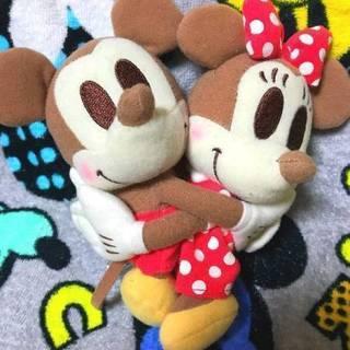 ☆ミッキー&ミニー 抱きしめぬいぐるみ☆