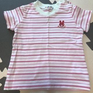 ミキハウス HOT BISCUITS Tシャツ
