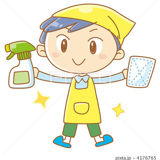 ハウスクリーニング/家のお掃除